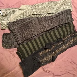 Accessories - Bundle of winter tights